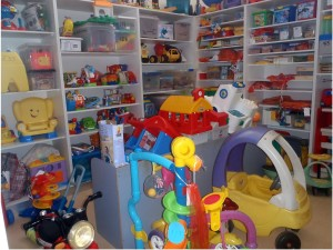 The Bilby Toy Library