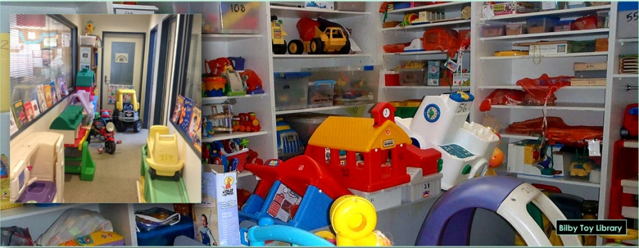 Bilby Toy Library