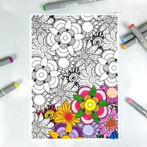 colouringinbutton