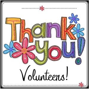 volunteergraphic - Thank You Volunteers!